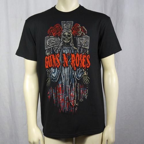 Guns N Roses T-Shirt - Mary Mary Logo