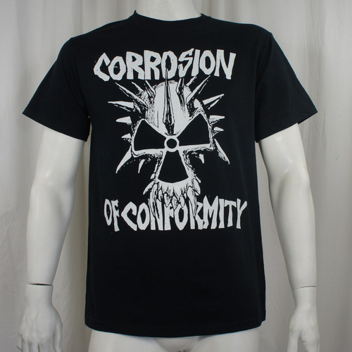 Corrosion of Conformity T-Shirt - Old School Logo