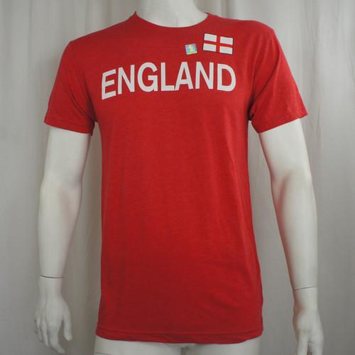 FIFA Soccer World Cup Brasil 2014 T-Shirt - Team England Bold Logo