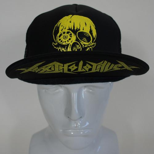 Toxic Holocaust Trucker Hats - Skull