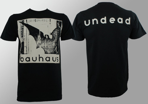 Bauhaus T-Shirt - Undead Discharge