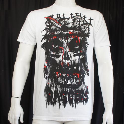 Exhibit A Gallery Unisex T-Shirt - Daggers Kryst The Conqueror