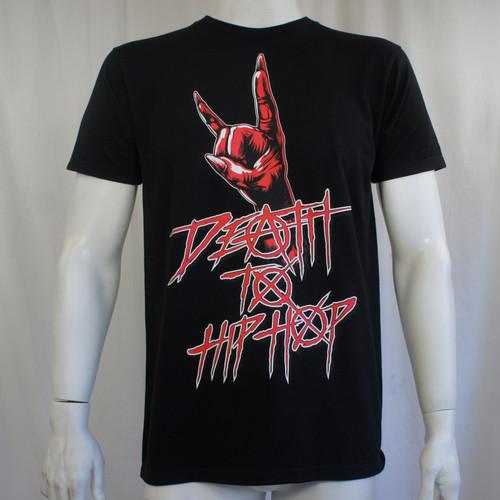 Exhibit A Gallery Unisex T-Shirt - Death To Hip Hop