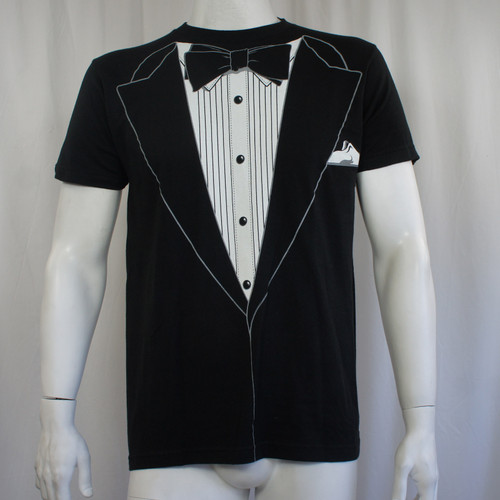 Impact Original T-Shirt - Tuxedo Black Costume