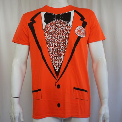 Impact Original T-Shirt - Tuxedo Orange Retro Costume Dumb and Dumber
