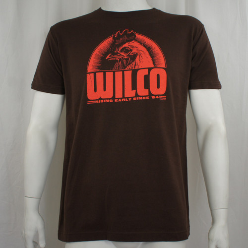Wilco T-Shirt - Rising Early Since 94