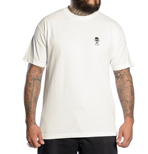 Sullen Clothing Standard Issue T-Shirt White