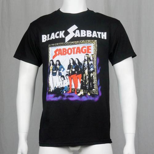 Black Sabbath T-Shirt - Sabotage Vintage