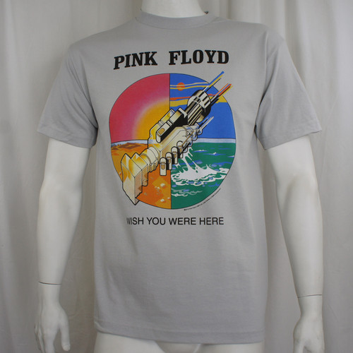 Pink Floyd T-shirt - Wish You Were Here