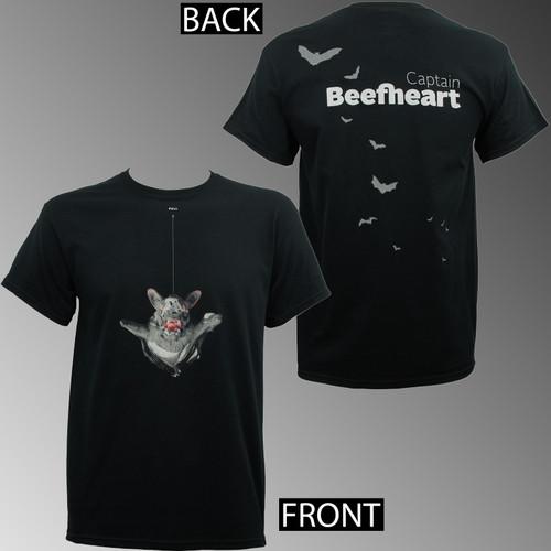Captain Beefheart T-Shirt - Bat Chain Puller
