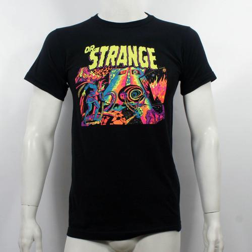 Doctor Strange T-Shirt - Blacklight Poster