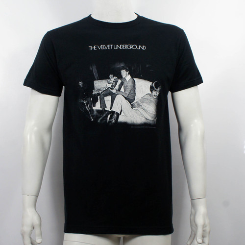 Velvet Underground T-Shirt - Self Titled