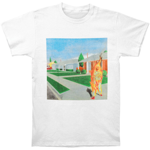 Bad Religion T-Shirt - Suffer Album Cover