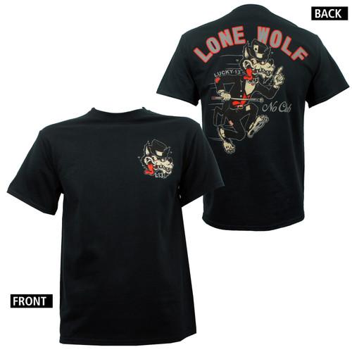 Lucky 13 T-Shirt - No Club