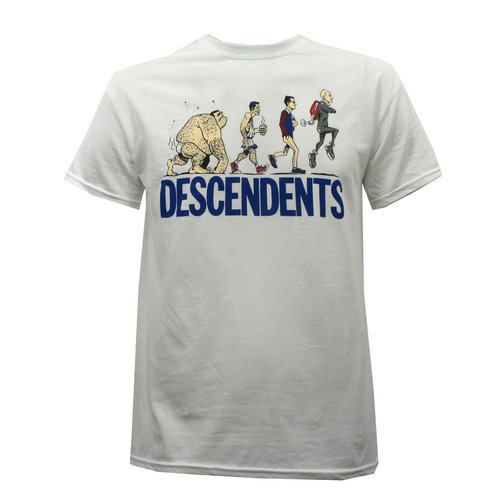 Descendents T-Shirt - Ascent Of Man