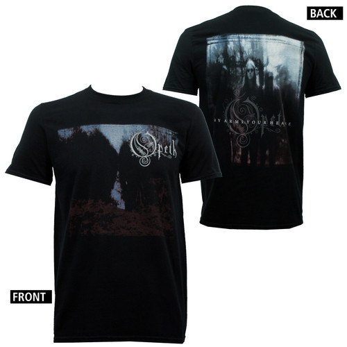 Opeth Slim Fit T-Shirt - My Arms