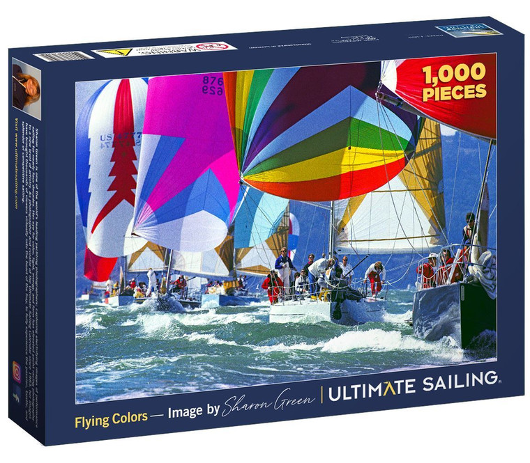 Flying Colors Puzzle