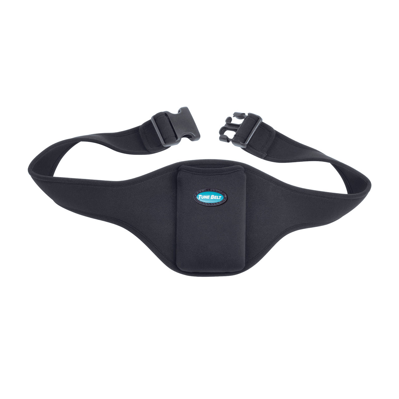 M-Belt Fitness Class//Public Speaking//Theatre Mic Belt for Fitness Instructors Vertical Microphone Transmitter Carrier Belt Durable and Machine Washable