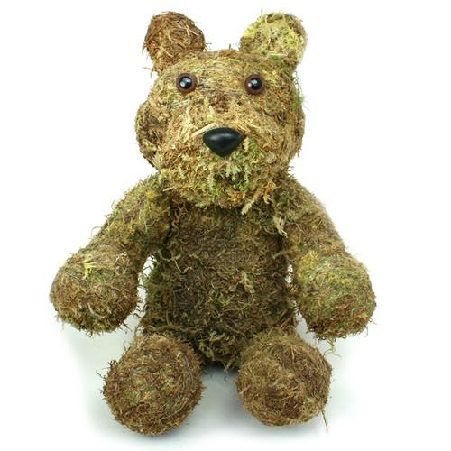 Moss Bear Topiary