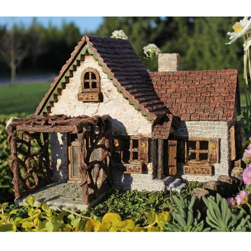 Fairy Garden - Ladybug House