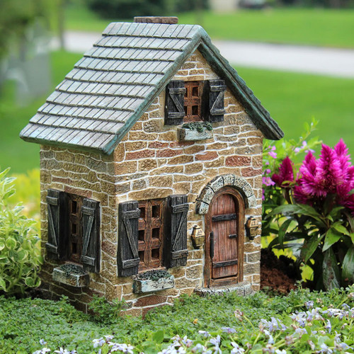 Fairy Garden - Rose Cottage