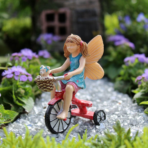 Fairy Garden - Fairy Lizzy's Day Out