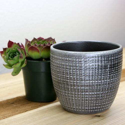Indoor Corteza Flower Pot 866-10