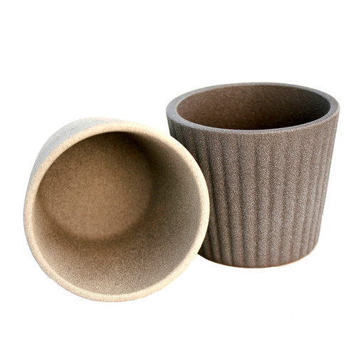 Nature Stone Mini Ceramic Pots