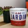 "Indoor Garden Retro Mini Pot 3.5"""