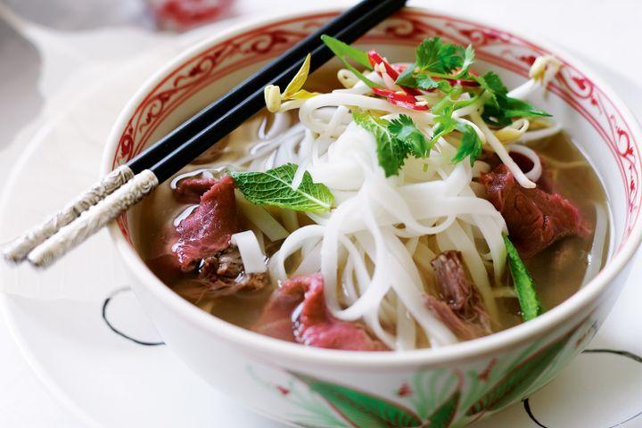 ENCORE #3!: Asian Noodles  : HANDS ON -  Monday, April 8, 2019     7-9 PM