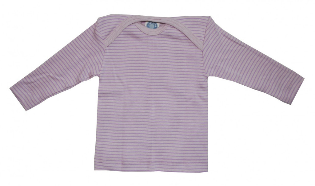 Pink/ Natural/ Lavender Stripes