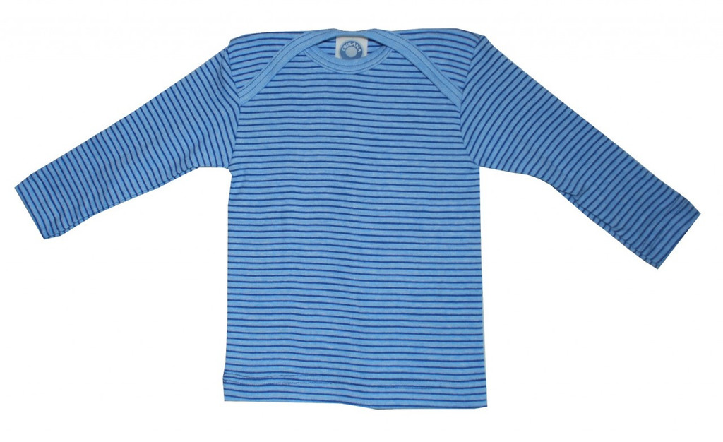 Light Blue/ Natural/ Navy Stripes