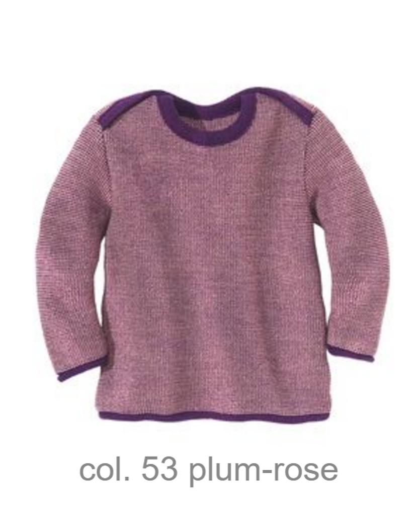 Disana Organic Wool Melange Baby Sweater