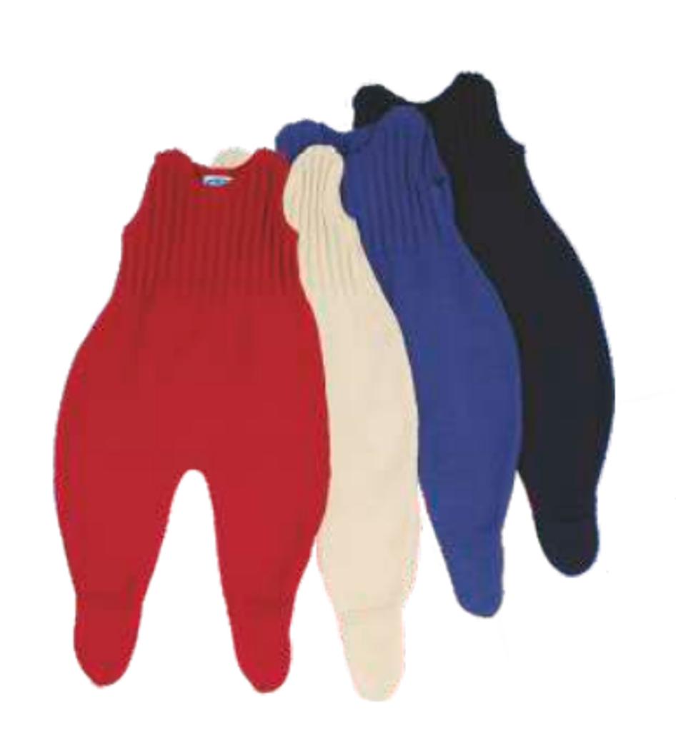 Organic Merino Wool Knitted Romper