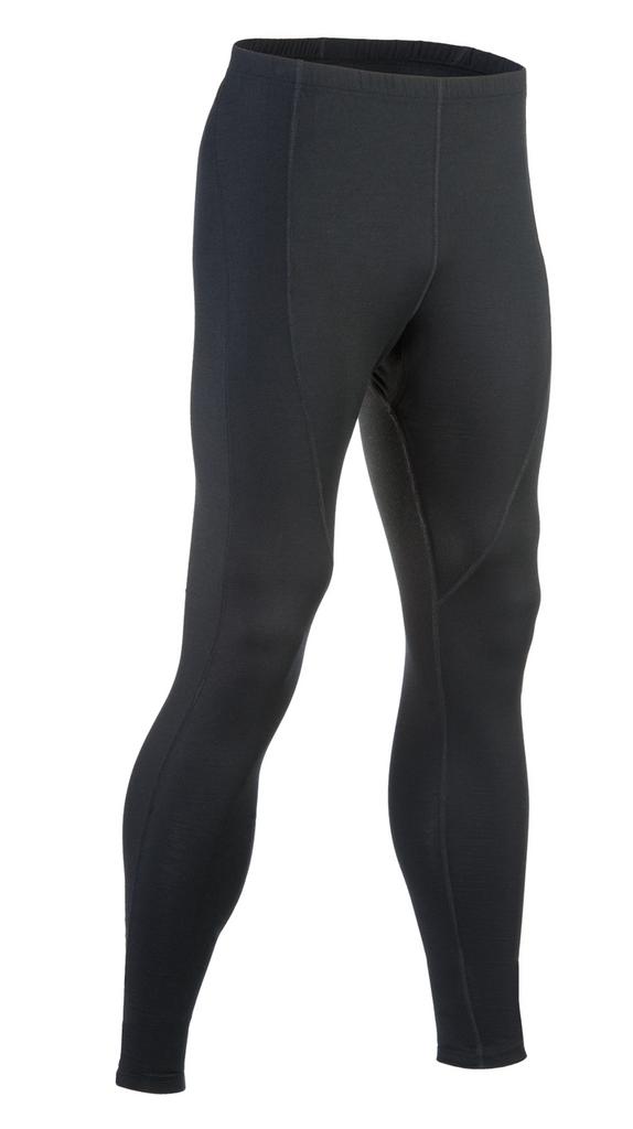 Organic Wool/ Silk Men's Midweight Leggings