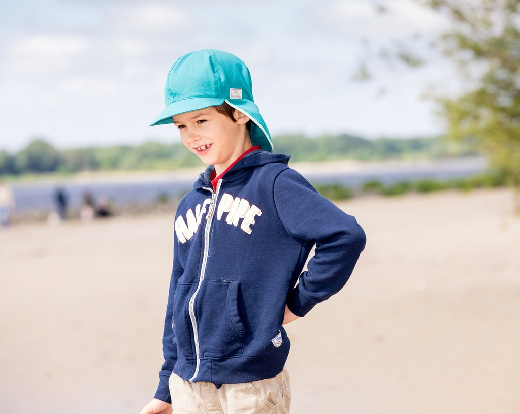 Organic Cotton Sun Hat Color: