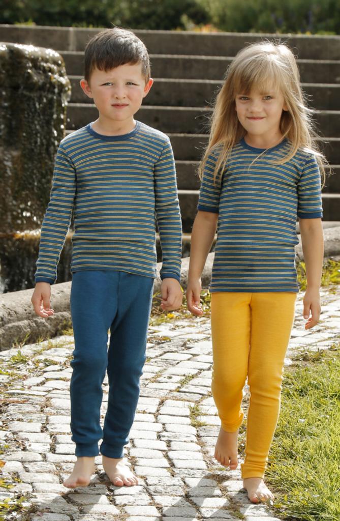 Engel Organic Wool Leggings for Children I Machine Washable Wool