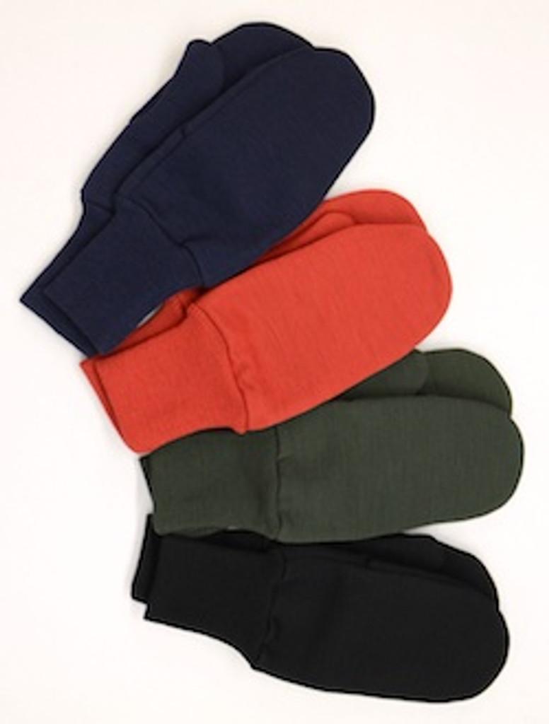 Ruskovilla Organic Merino Wool Children's Mittens