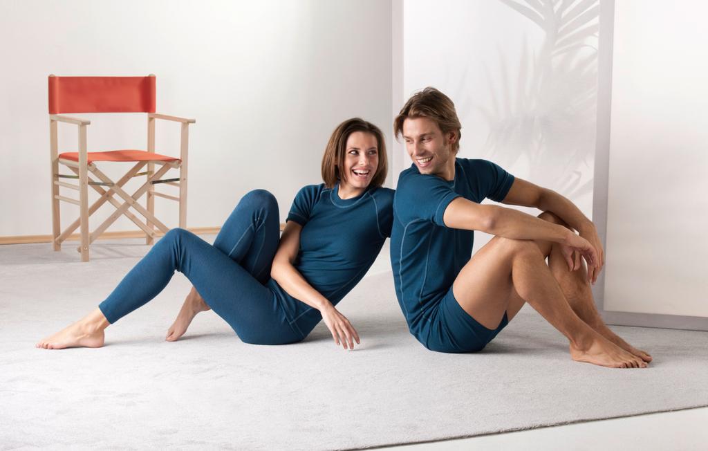 Organic Wool Women's Leggings   Engel 771500