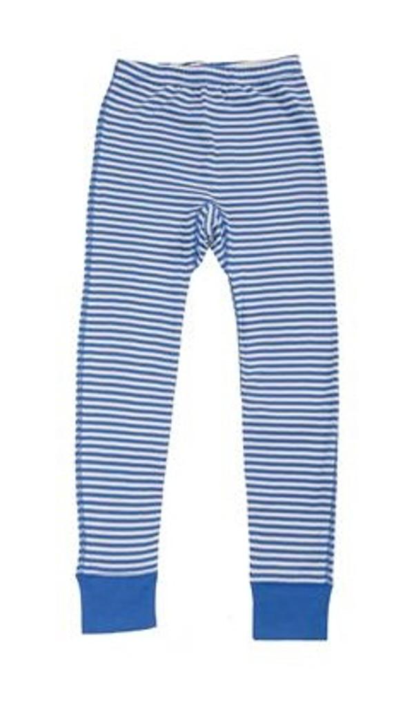 Blue/ Natural Stripes