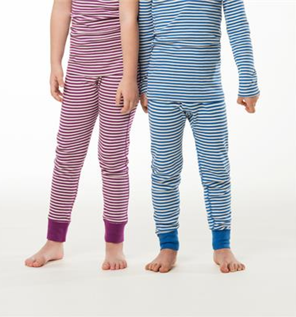 Living Crafts Organic Cotton Kid's Long Underwear Pants