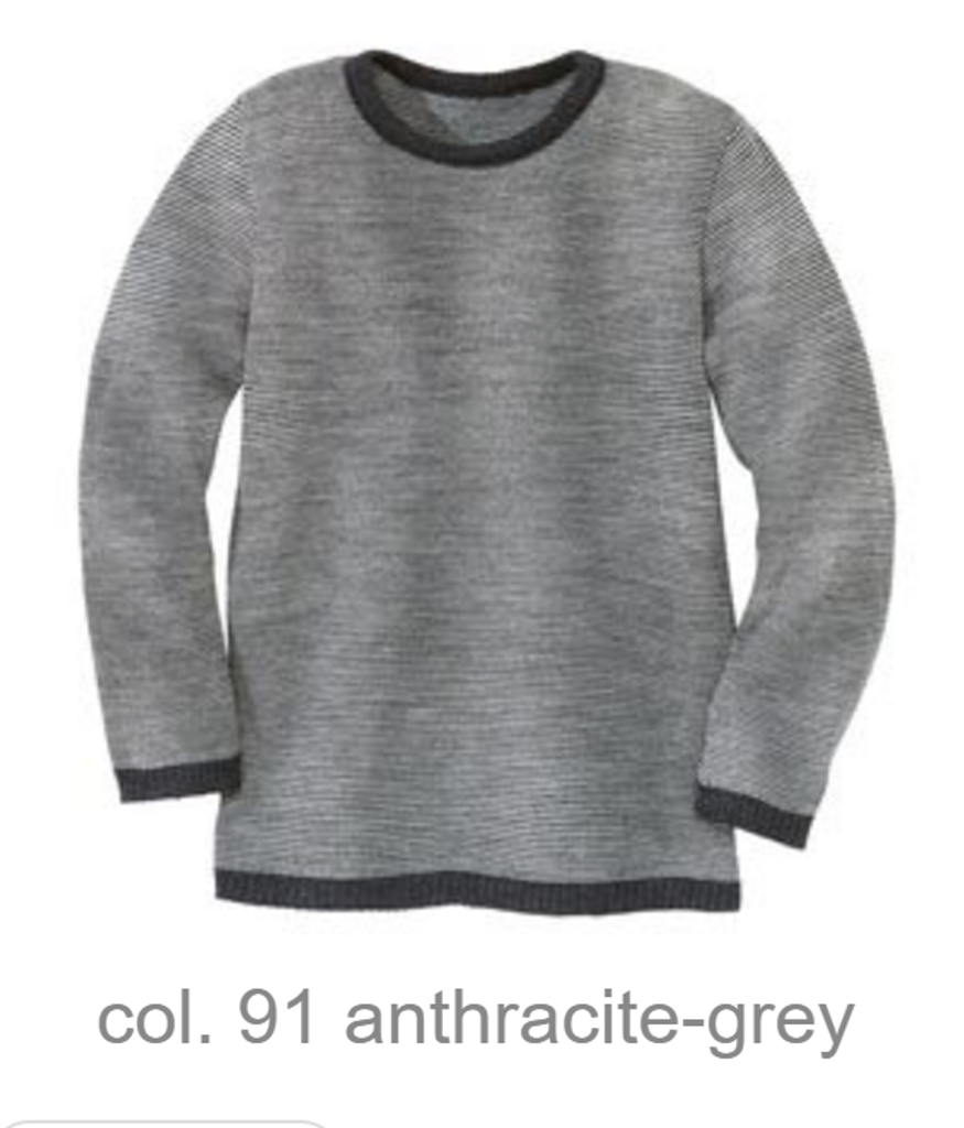 Disana Organic Wool Basic Lightweight Sweater