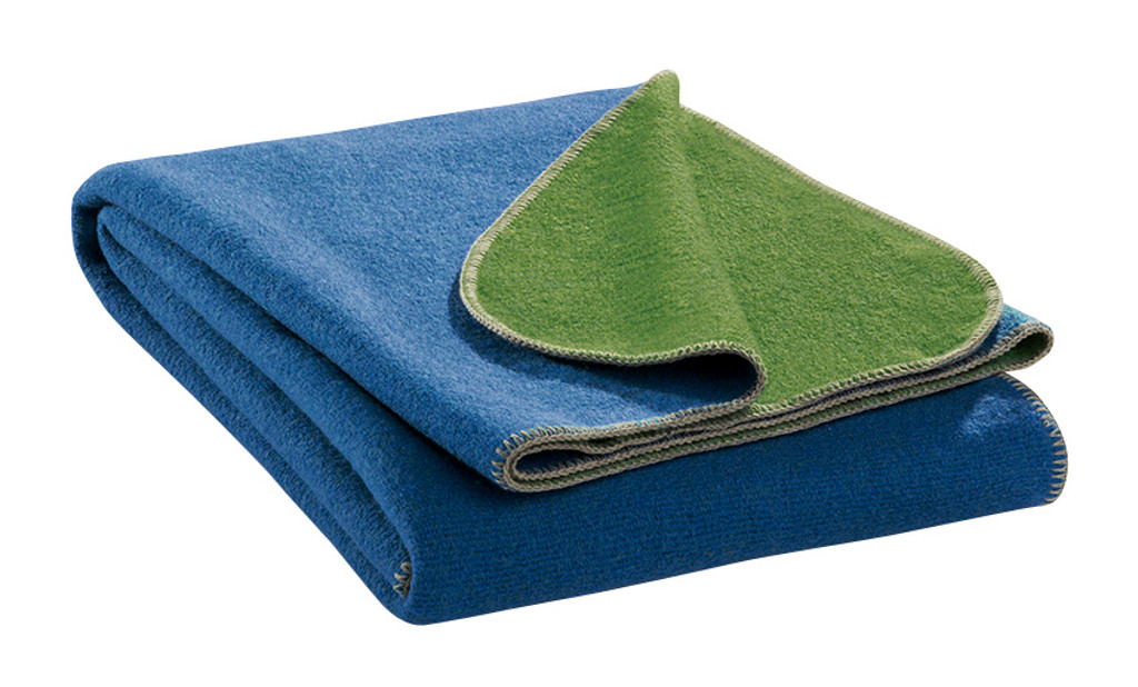 Disana Organic Boiled Wool Blanket | Double Face