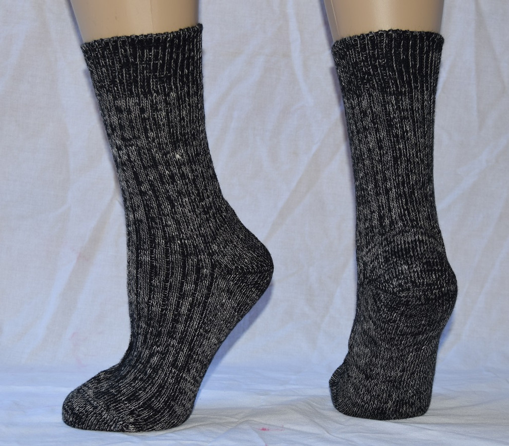 Organic Cotton/ Linen Socks for Adults