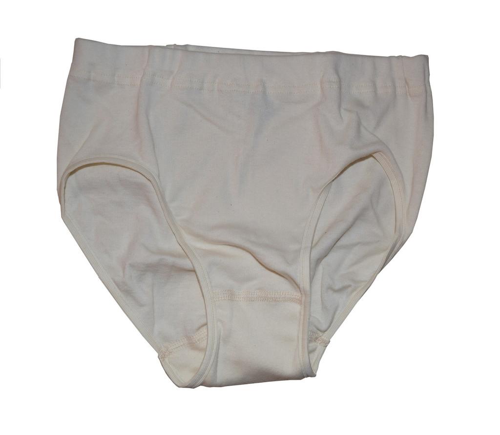 Women's Organic Cotton Briefs | Cosilana, elasticated leg