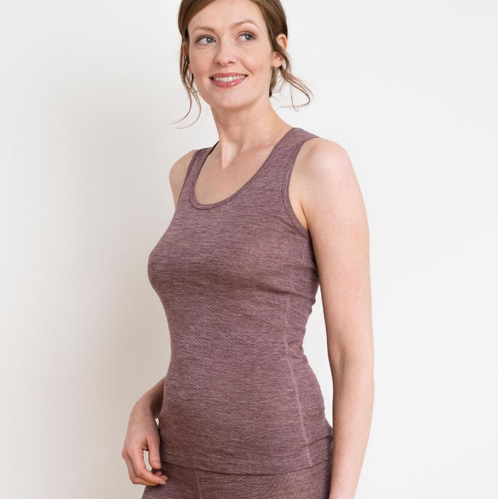 Women's Sleeveless Shirt