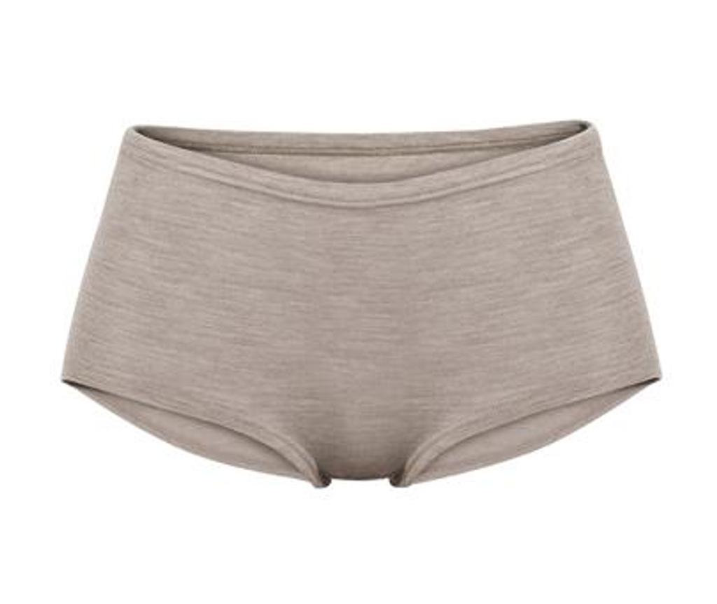 Women's Underwear   Organic Merino Wool / Cotton