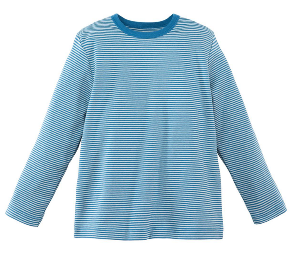 Dark Blue / Grey Striped