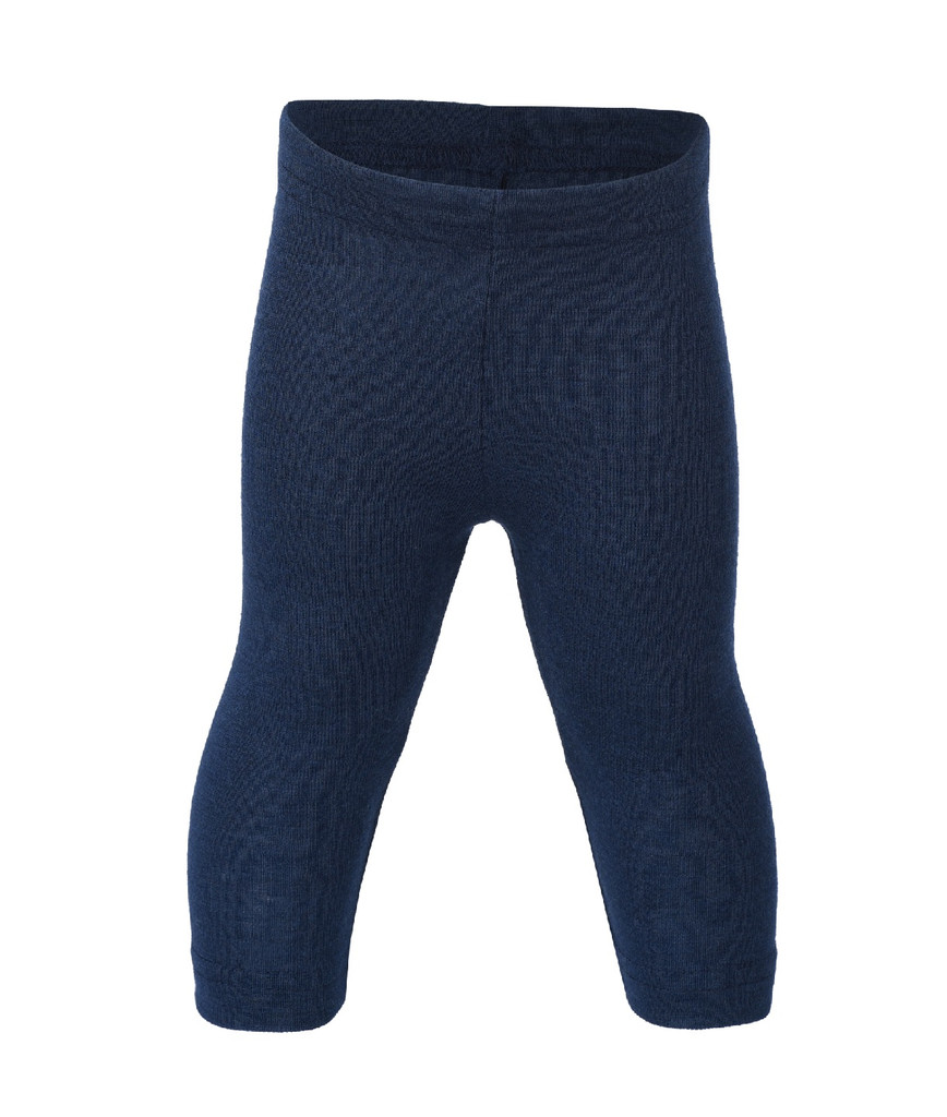 Organic Merino Wool/ Silk Baby Leggings