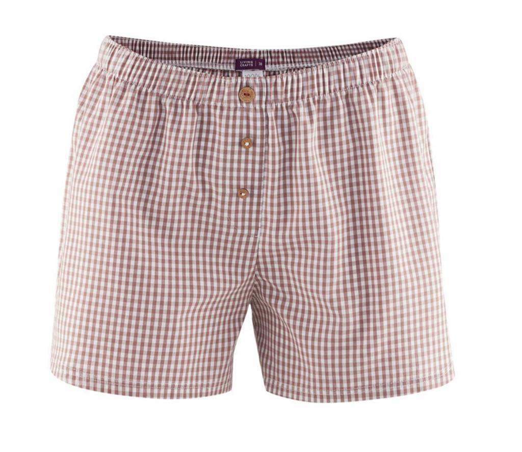 "Pajama Shorts | ""Alison"" organic cotton"